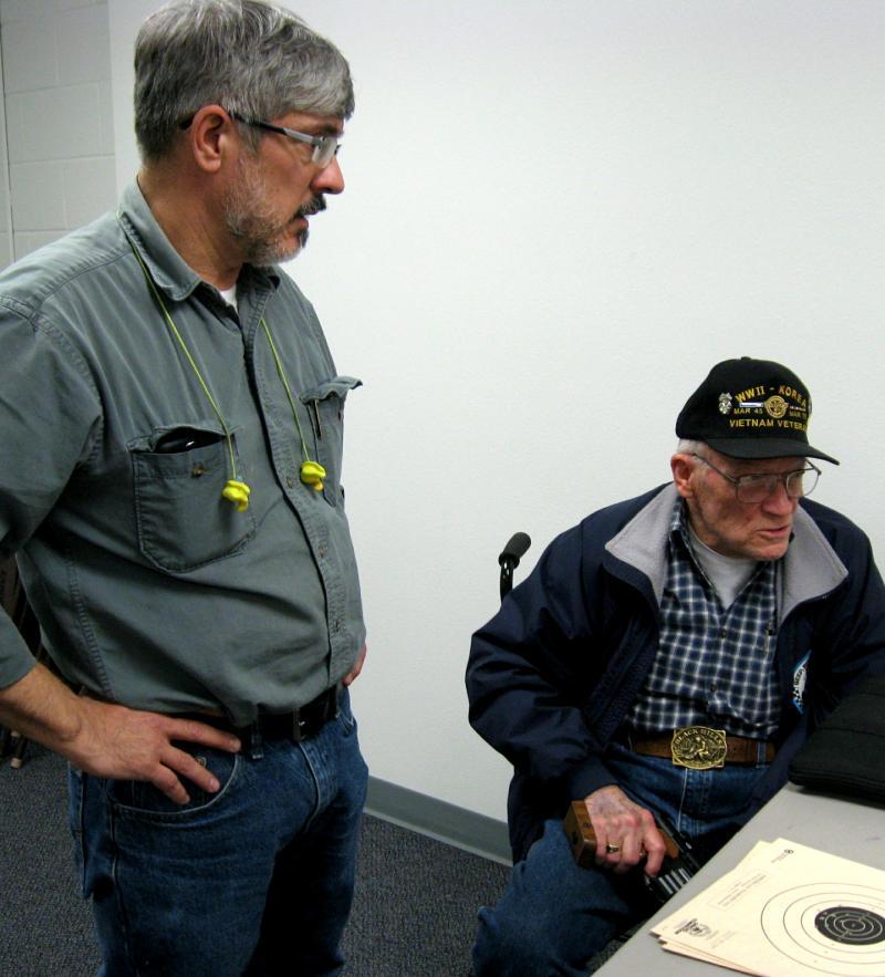 John Glasford and Bill Thompson