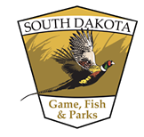 sd game fish and parks logo image