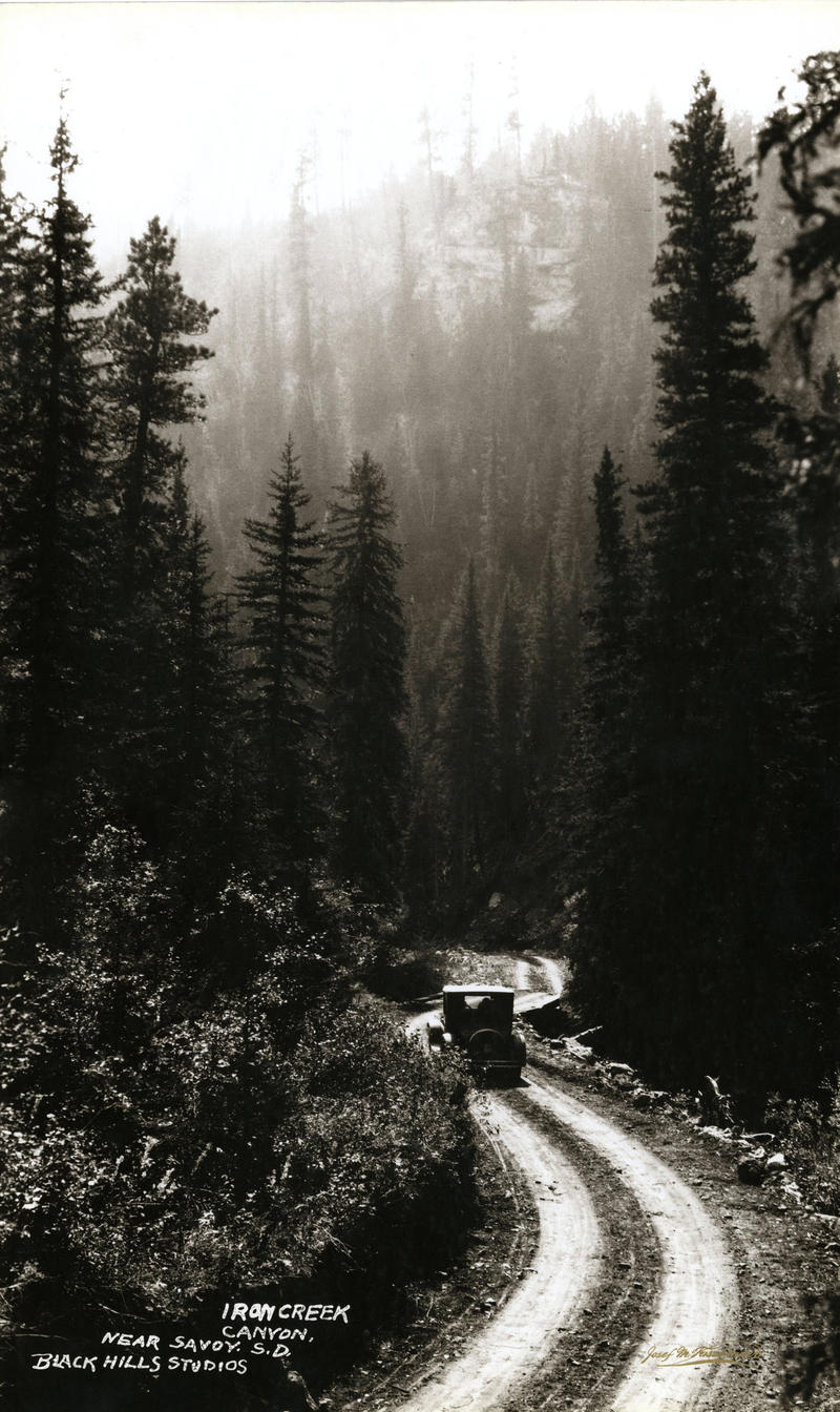 Iron Creek/Spearfish Canyon