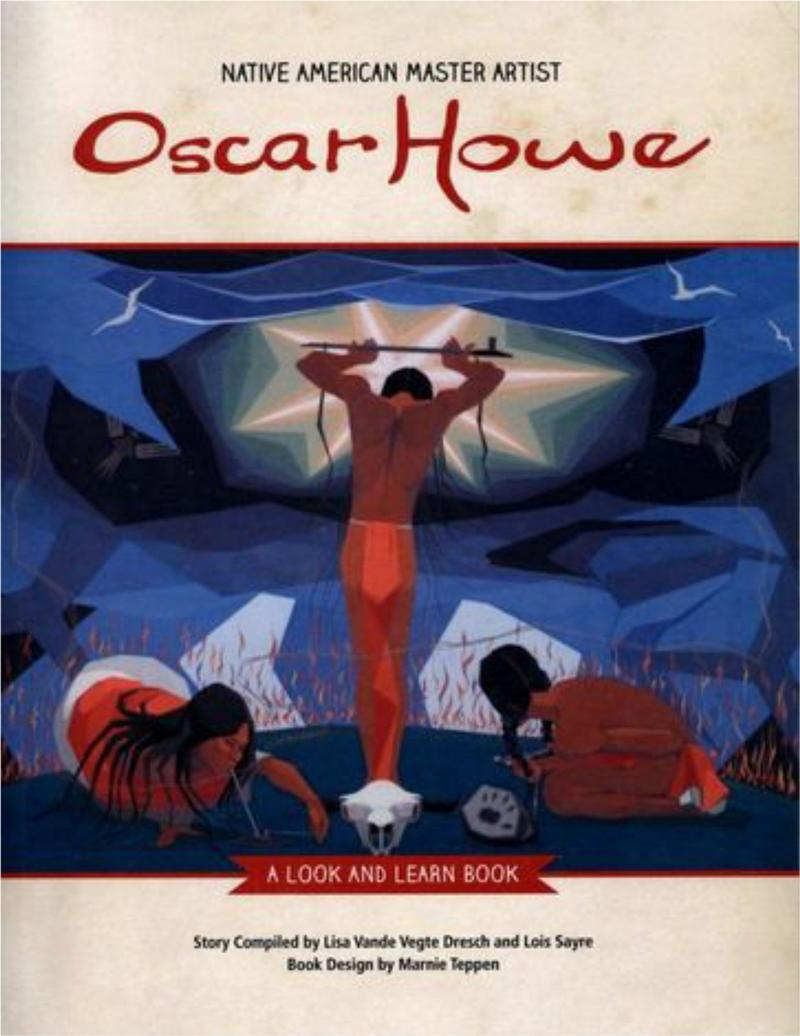 South dakota meade county howes - Sioux Falls Women Write Book On Oscar Howe For Fourth Grade Students