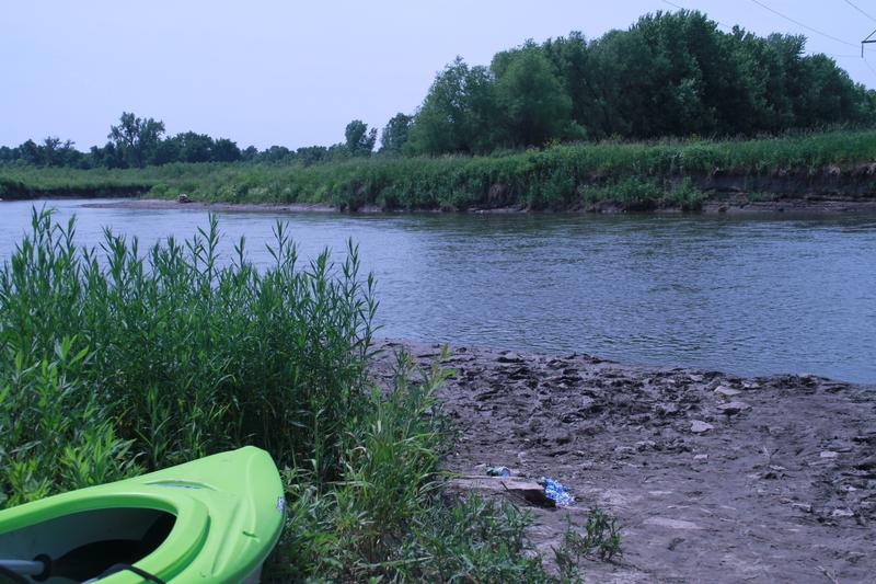 Big Sioux, Kayaking, Water