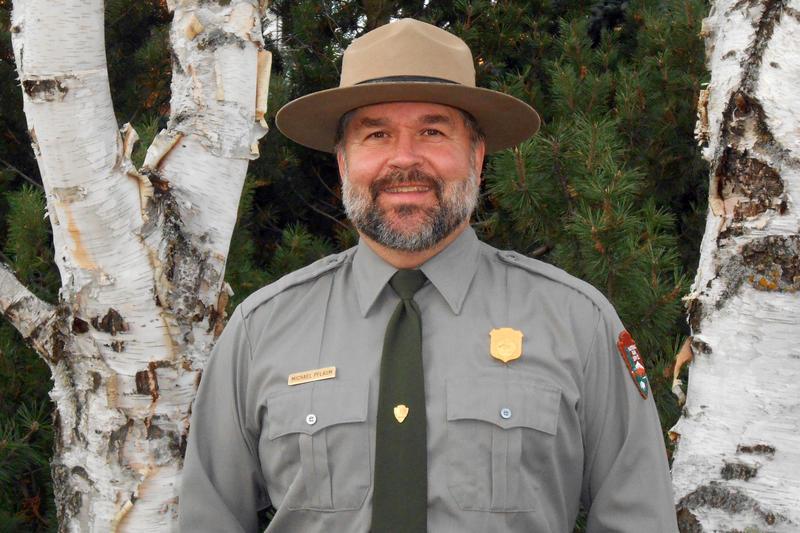 Mike Pflaum Badlands Superintendent