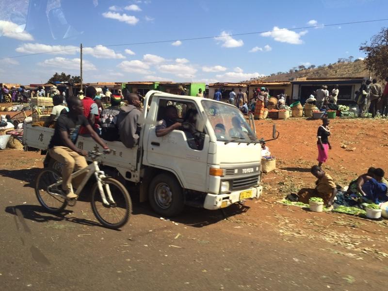 Rural Malawi