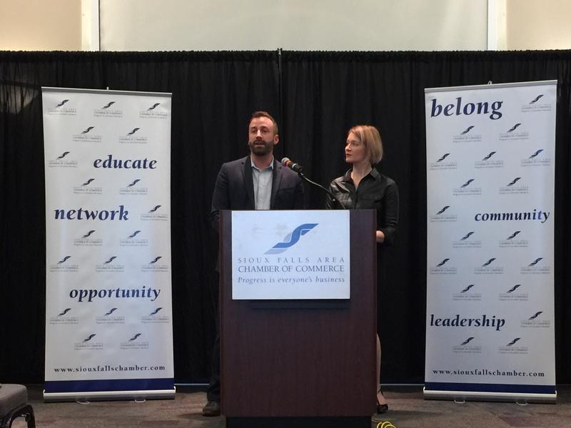 BridgeWorks' Scott Zimmer and Hannah Ubl