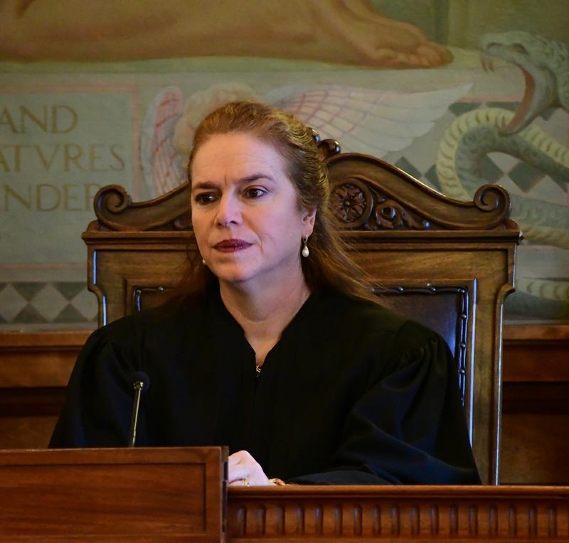 Justice Janine Kern