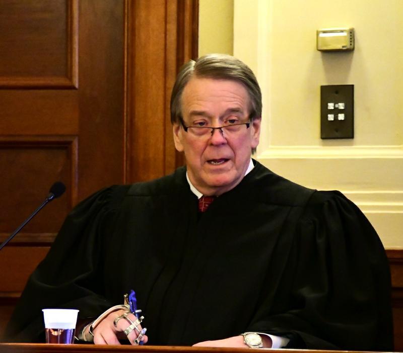 Justice Steven Zinter