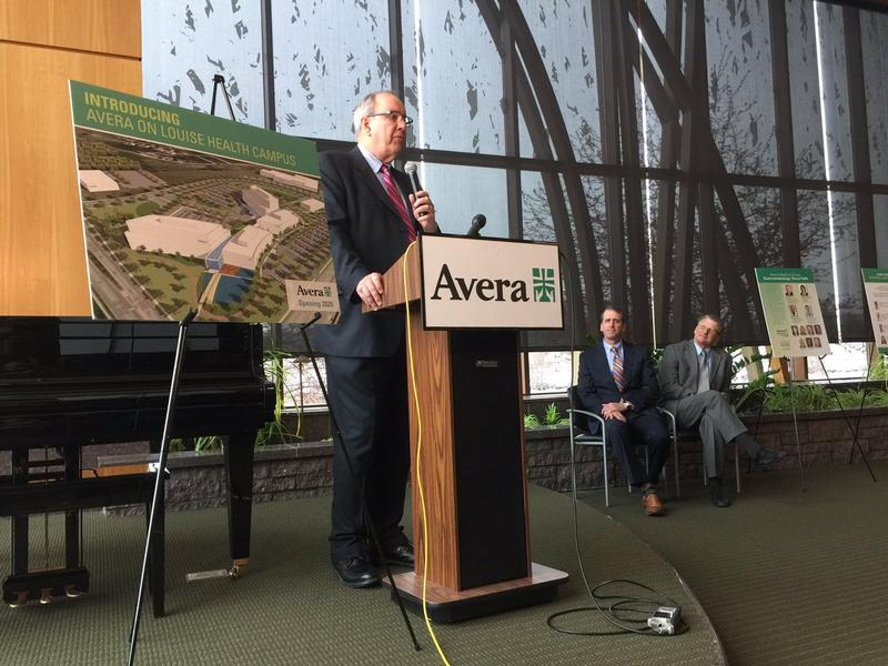 Dr. Dave Kapaska is President and CEO of Avera McKennan Hospital in Sioux Falls.