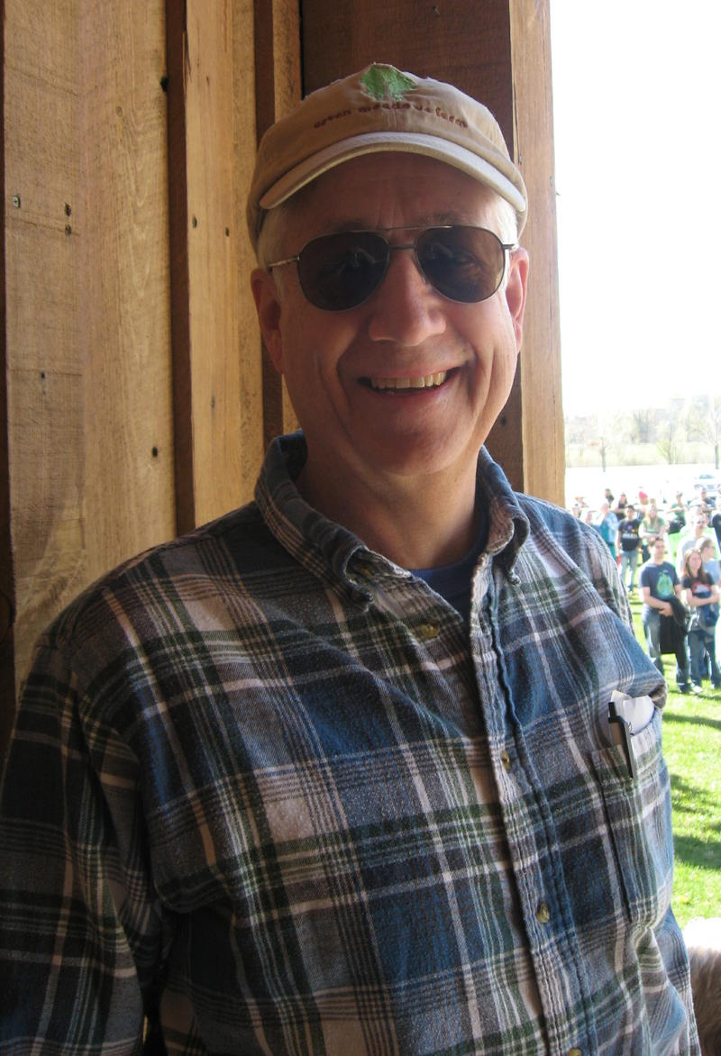 Engineer Richard Bell, current chairman of Black Hills chapter of Dakota Rural Action