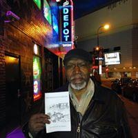 Vernon Patterson aka The Street Poet