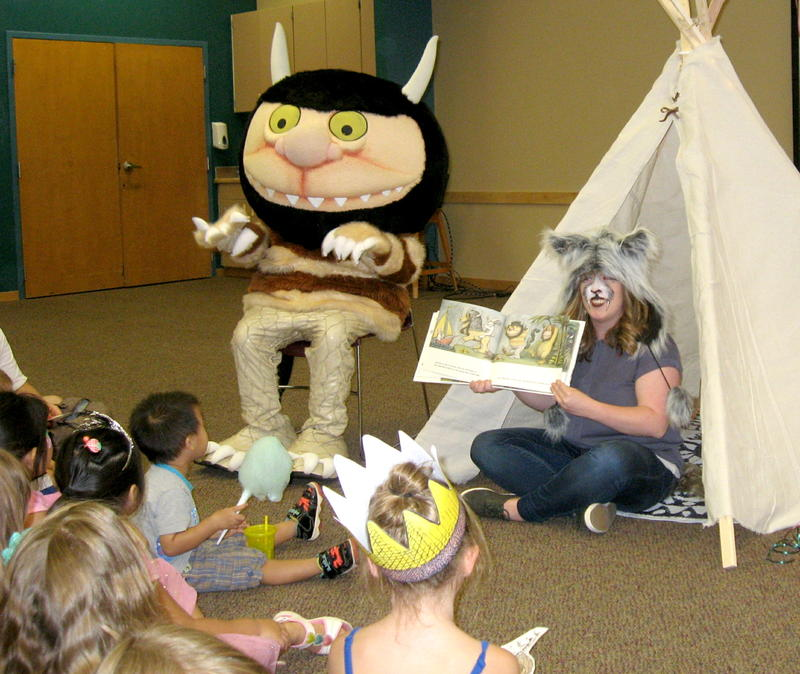 Children's storytime with a twist.