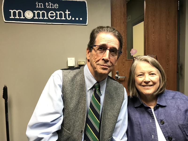 Frank Pommersheim and Anne Dunham