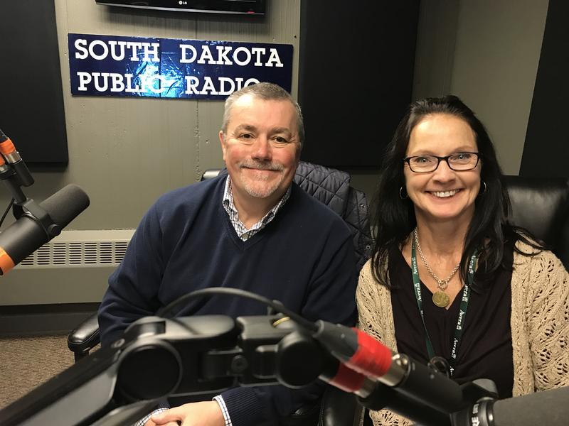 Dr. Gareth Davies & Julie Fieldsend