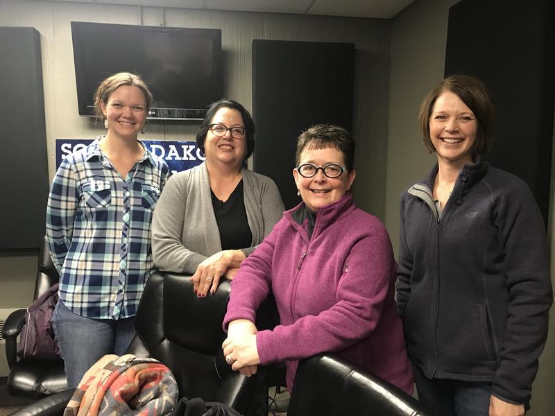 Jennifer Gubbels, Karla Abbott, Ann Pederson, Beth Boyens