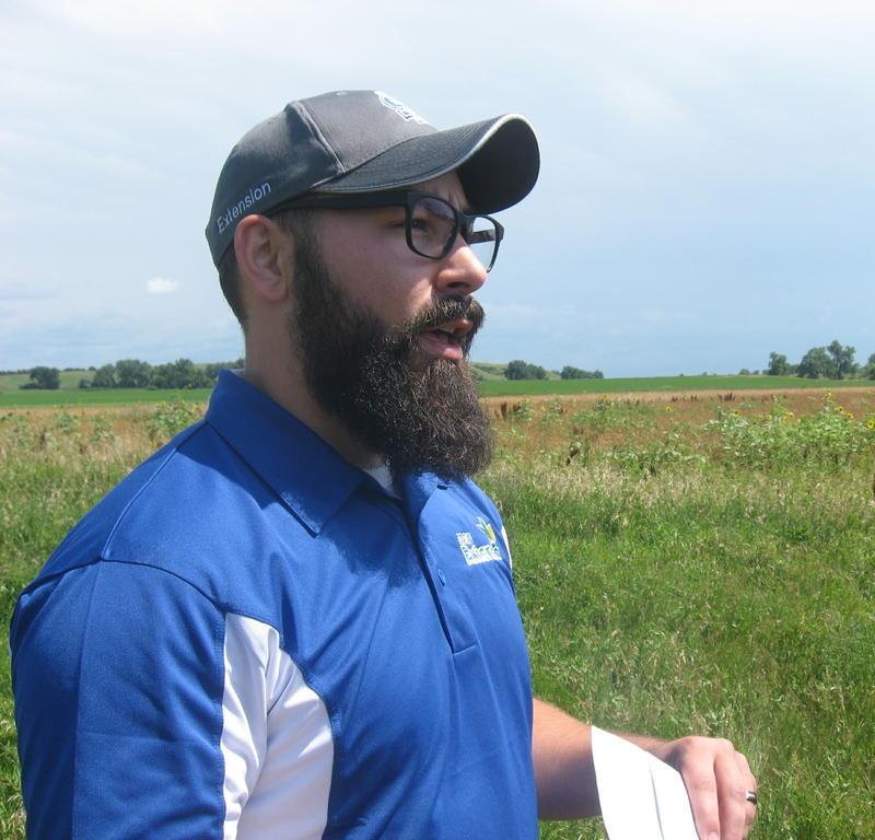 Patrick Wagner, entomologist with SDSU Extension
