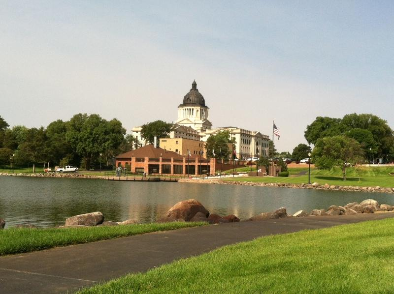 SD State Capitol, Summer 2012
