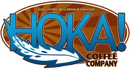Hoka! Coffee - on the Pine Ridge Reservation.
