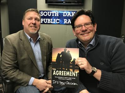 Patrick Hicks And Bill Swart Discuss The Good Friday Agreement 20