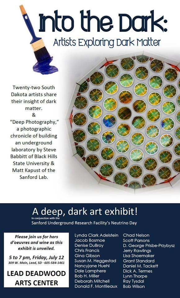 South Dakota Artists Explore Dark Matter   SDPB Radio