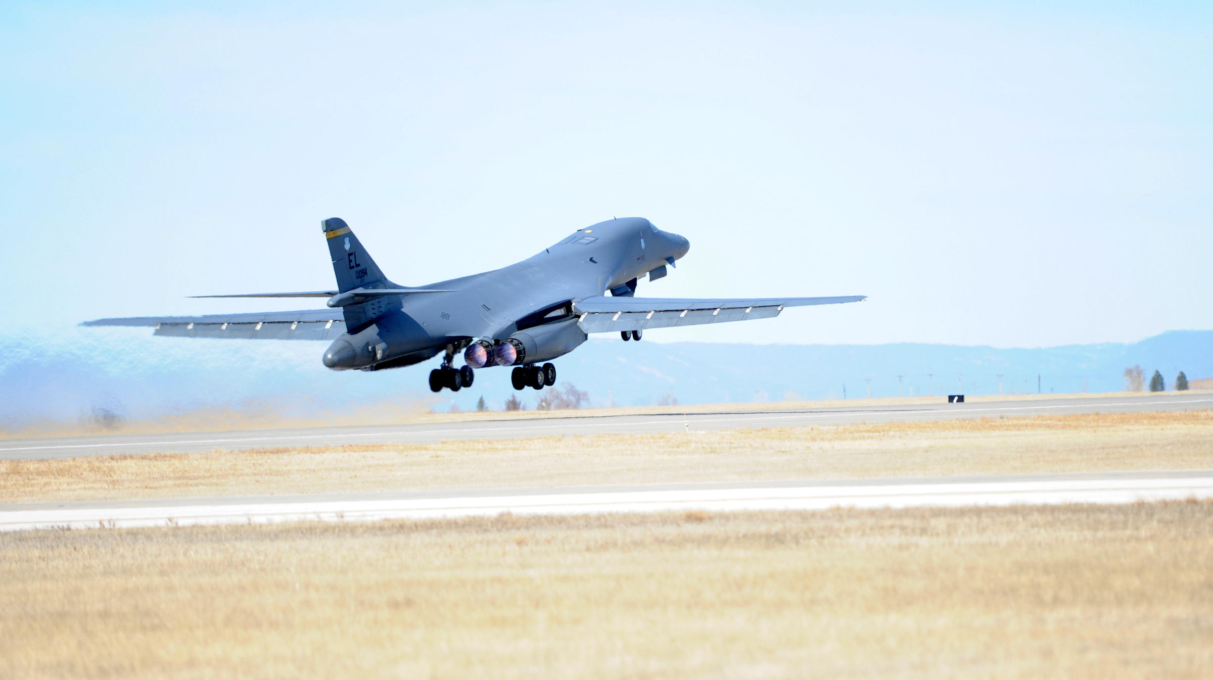 Air Force to base B-21s at Ellsworth AFB
