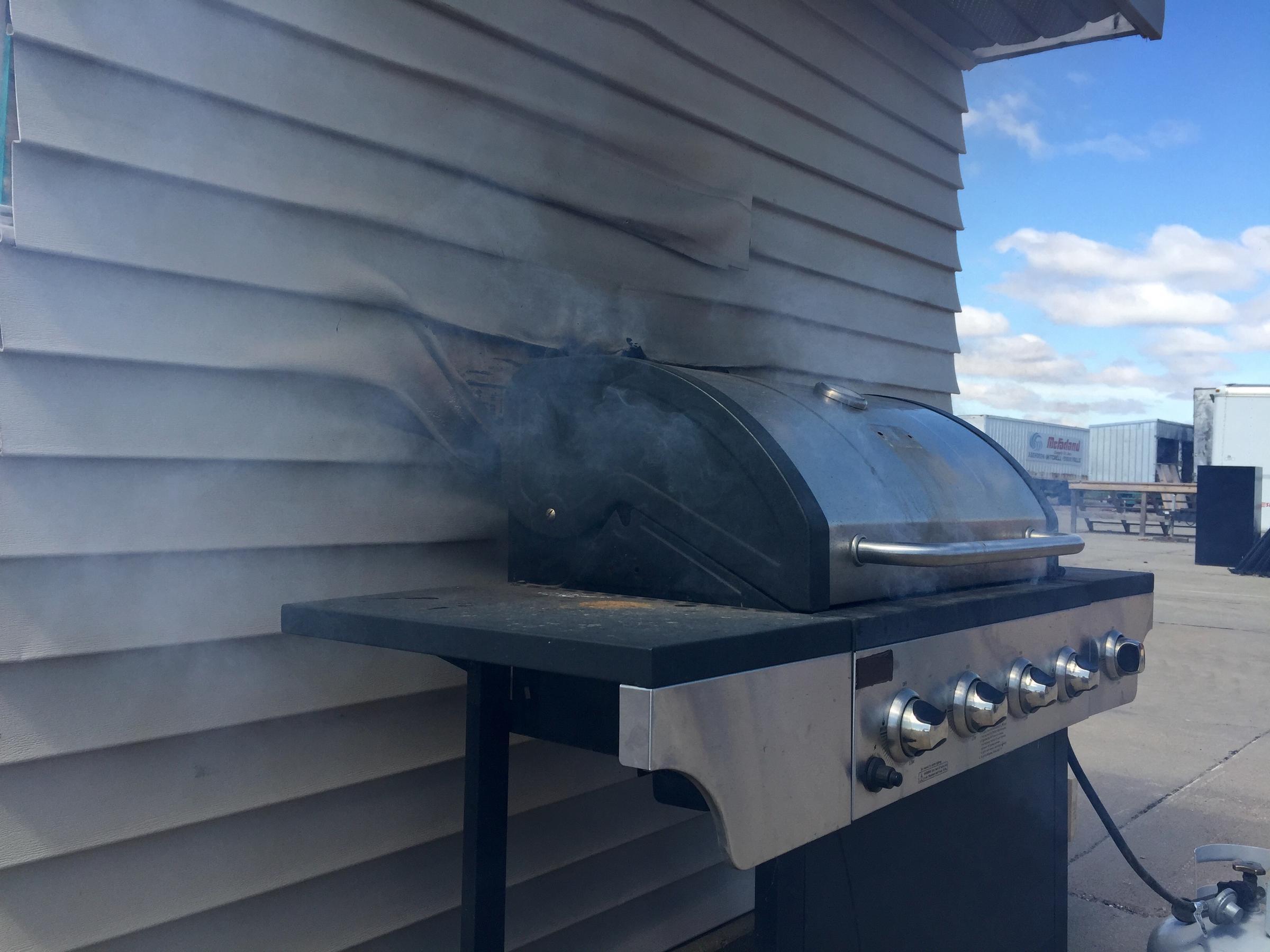 Warm Weather Fires Require Caution Sdpb Radio