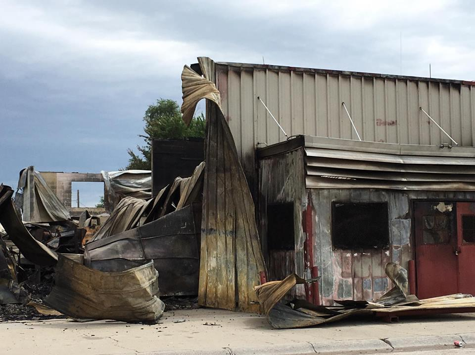 Fire Marshal Anticipates No Issues In Whiteclay Fire ...