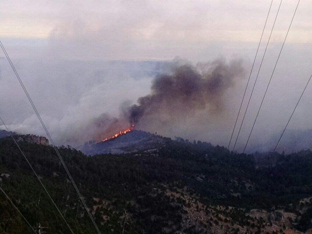 Legion Lake Fire grows to 35000 acres