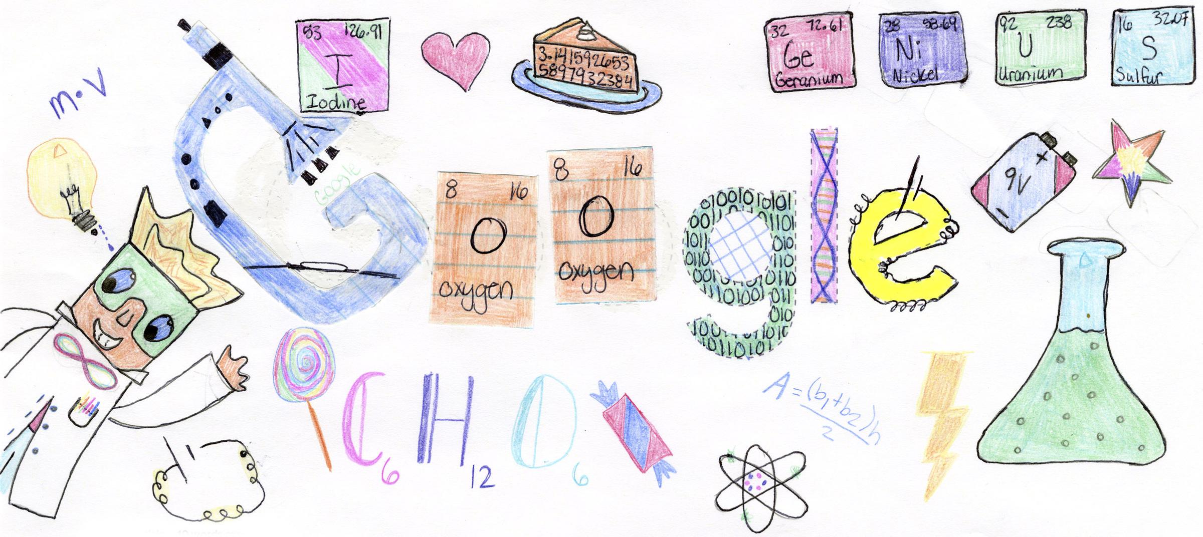 Lennox Student Wins South Dakota Doodle 4 Google Contest Sdpb Radio
