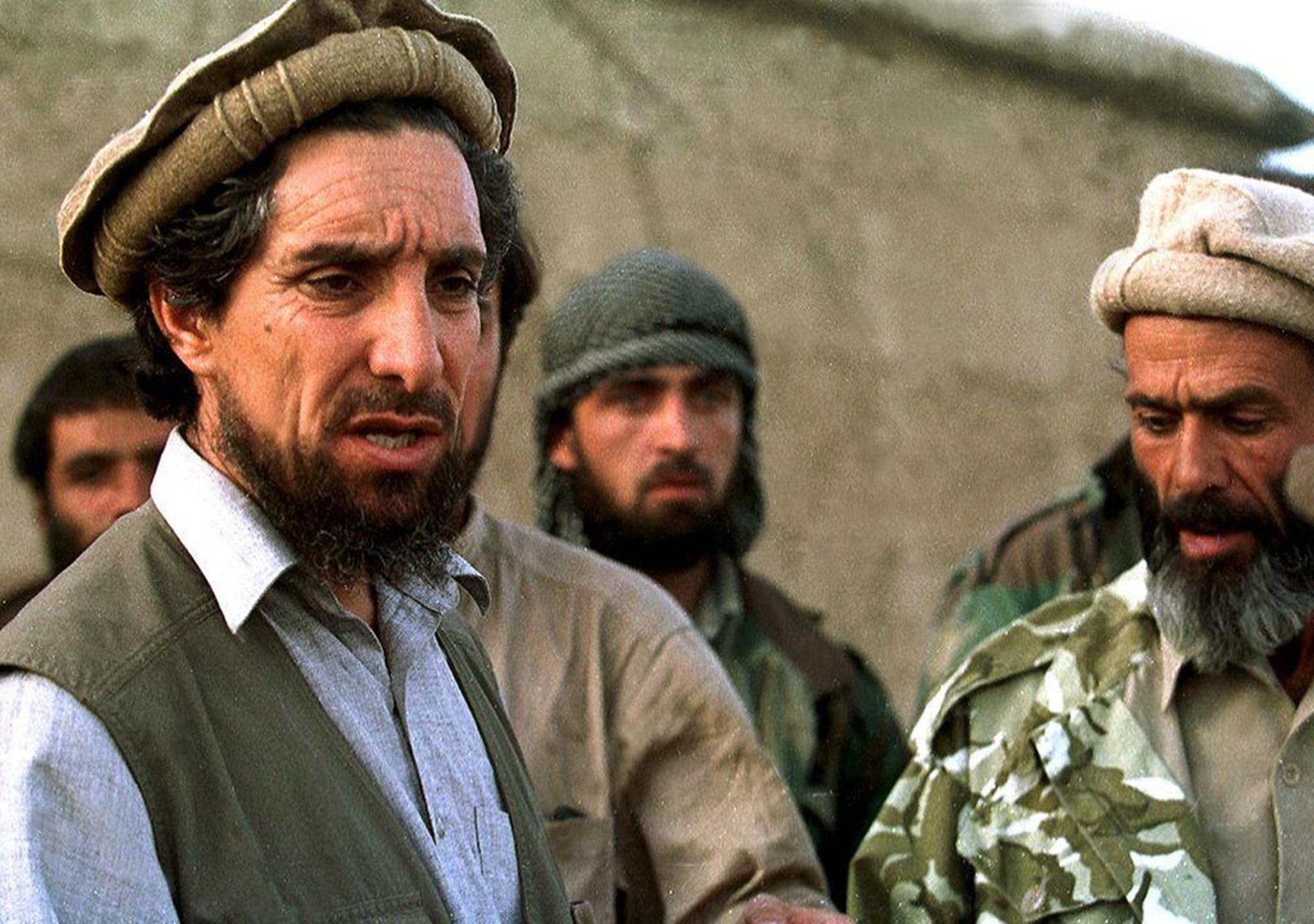 Ahmad Schah Massoud