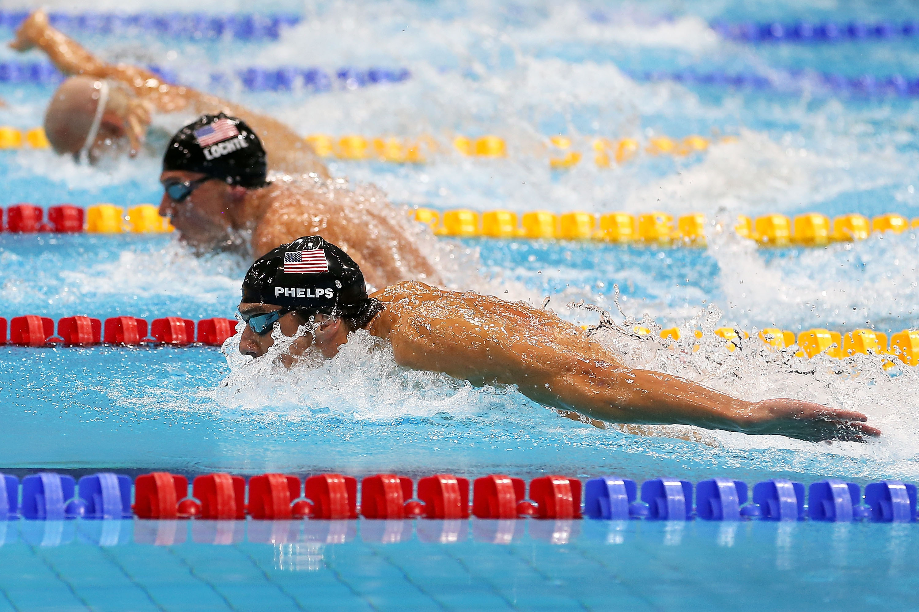 photos of day 6 from the london olympics knkx - Olympic Swimming Breaststroke