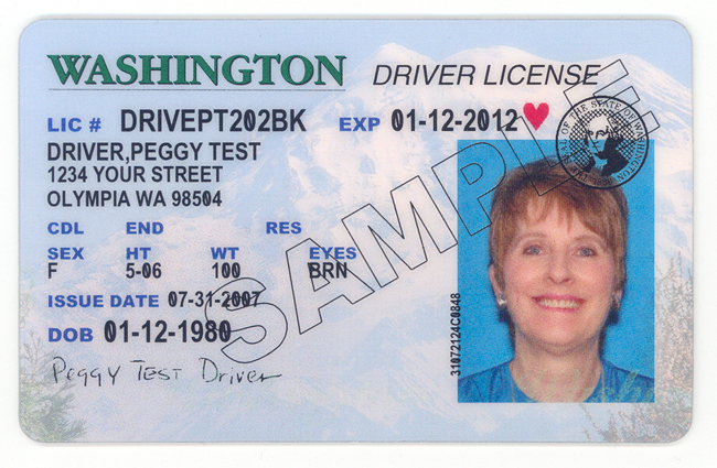 how to tell a fake drivers license uk