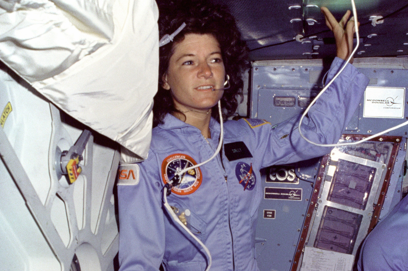 Sally Ride, First American Woman In Space, Is Dead | KCUR