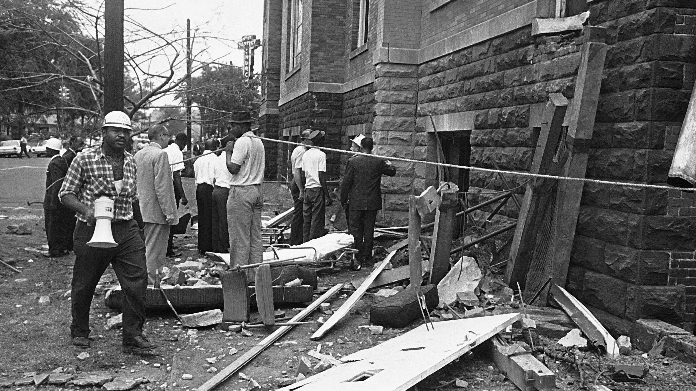 An essay about the church bombing in alabama in 1963