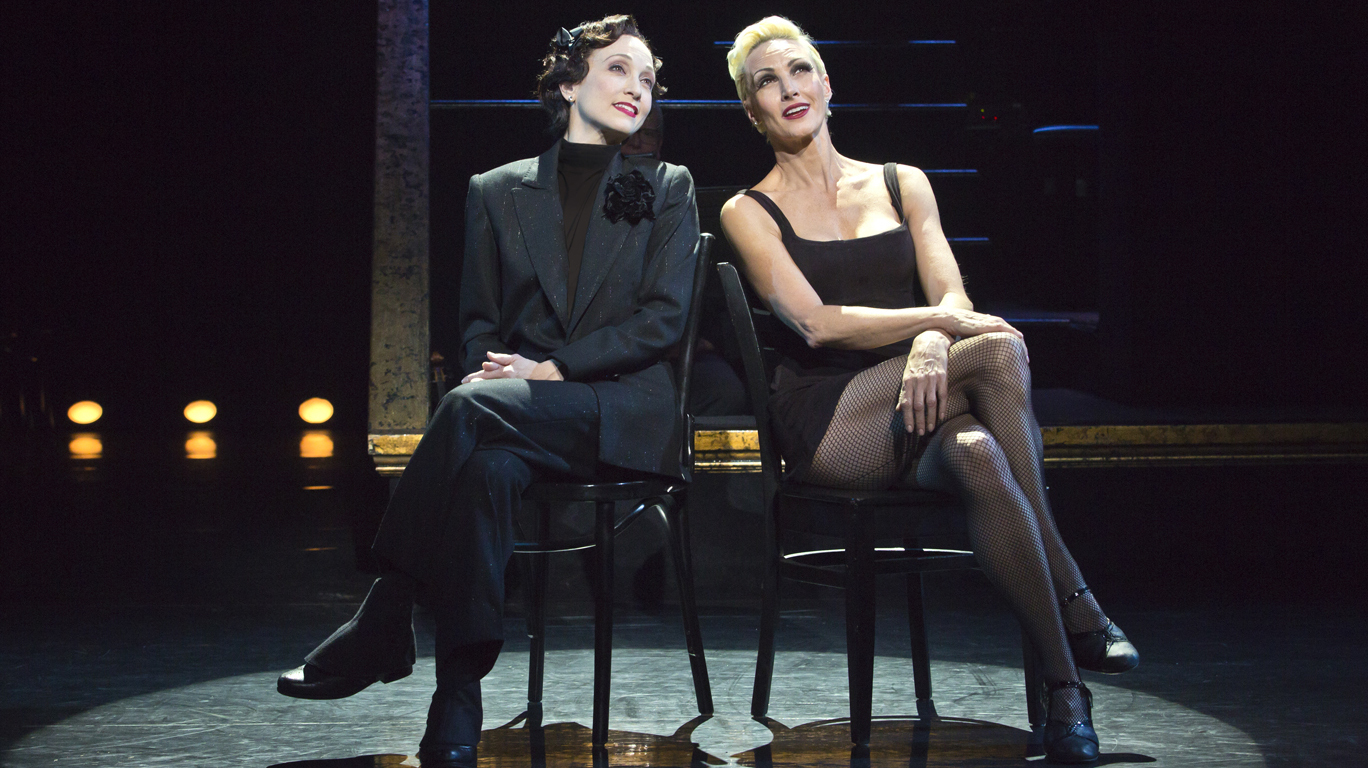 Neuwirth Returns To Broadway, With More 'Class' Than Ever