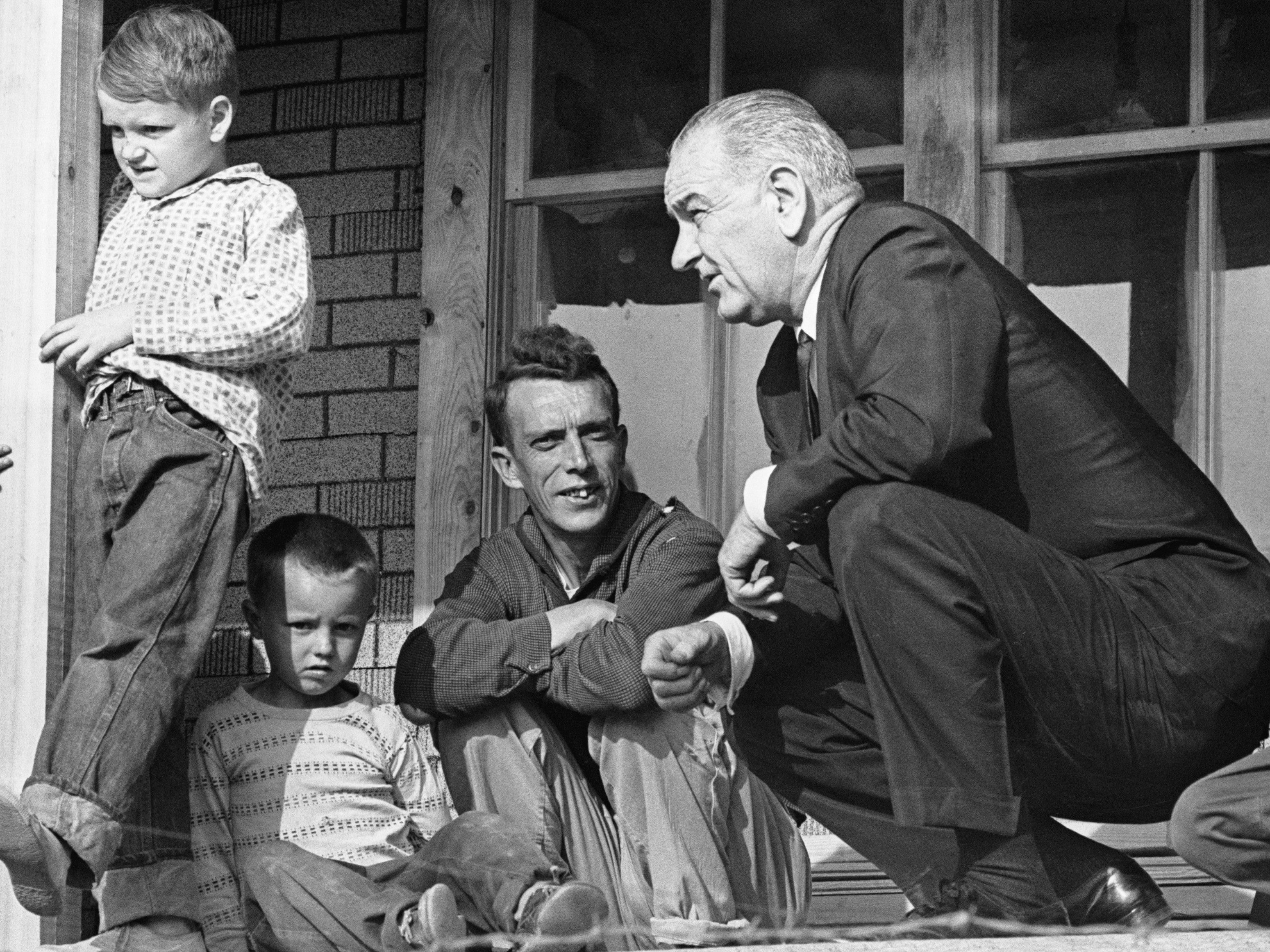 war on poverty The war on poverty is the unofficial name for legislation first introduced by united states president lyndon b johnson during his state of the.