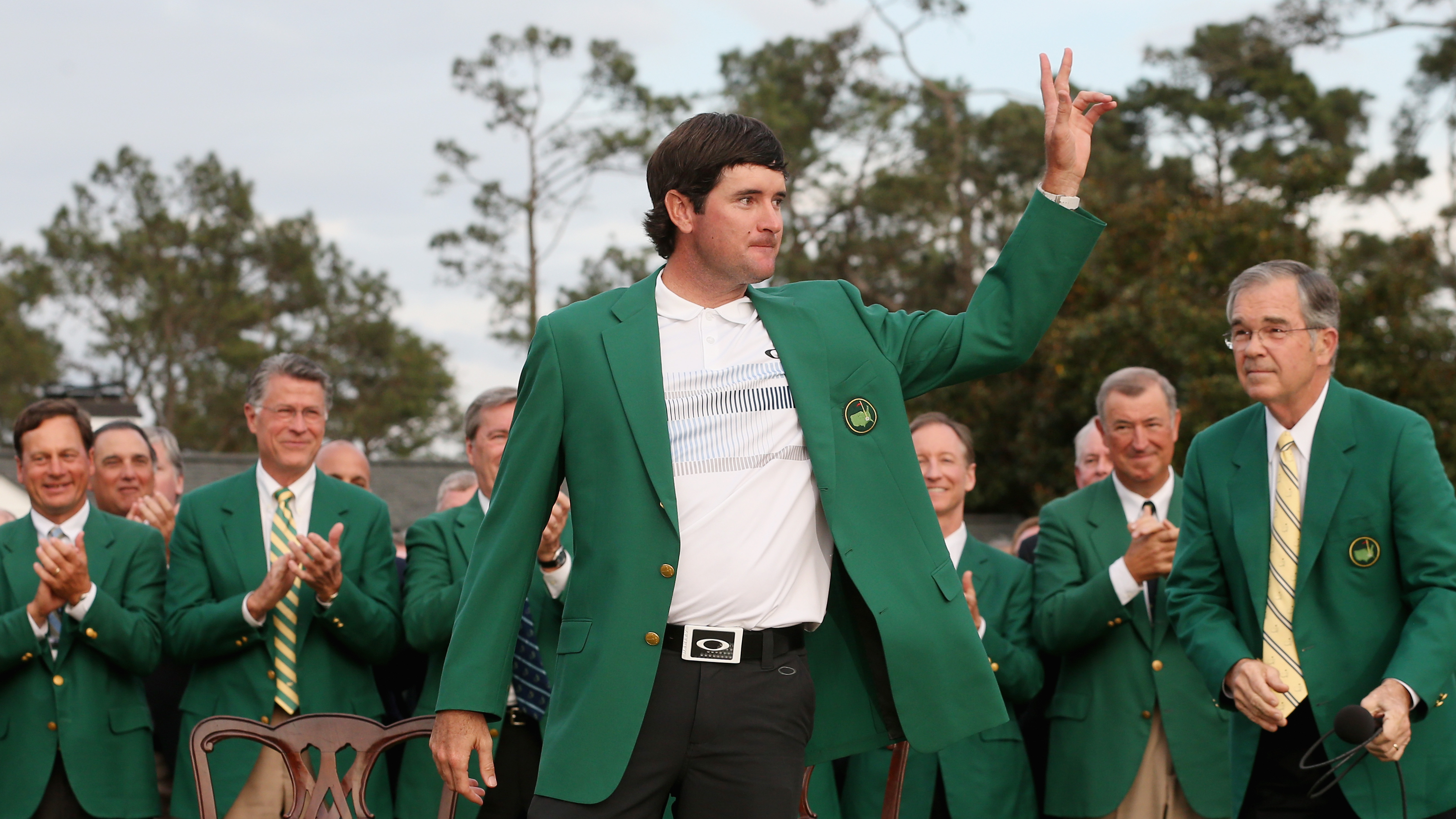 Bubba Watson Dons Green Jacket For Second Time At Masters | KCBX