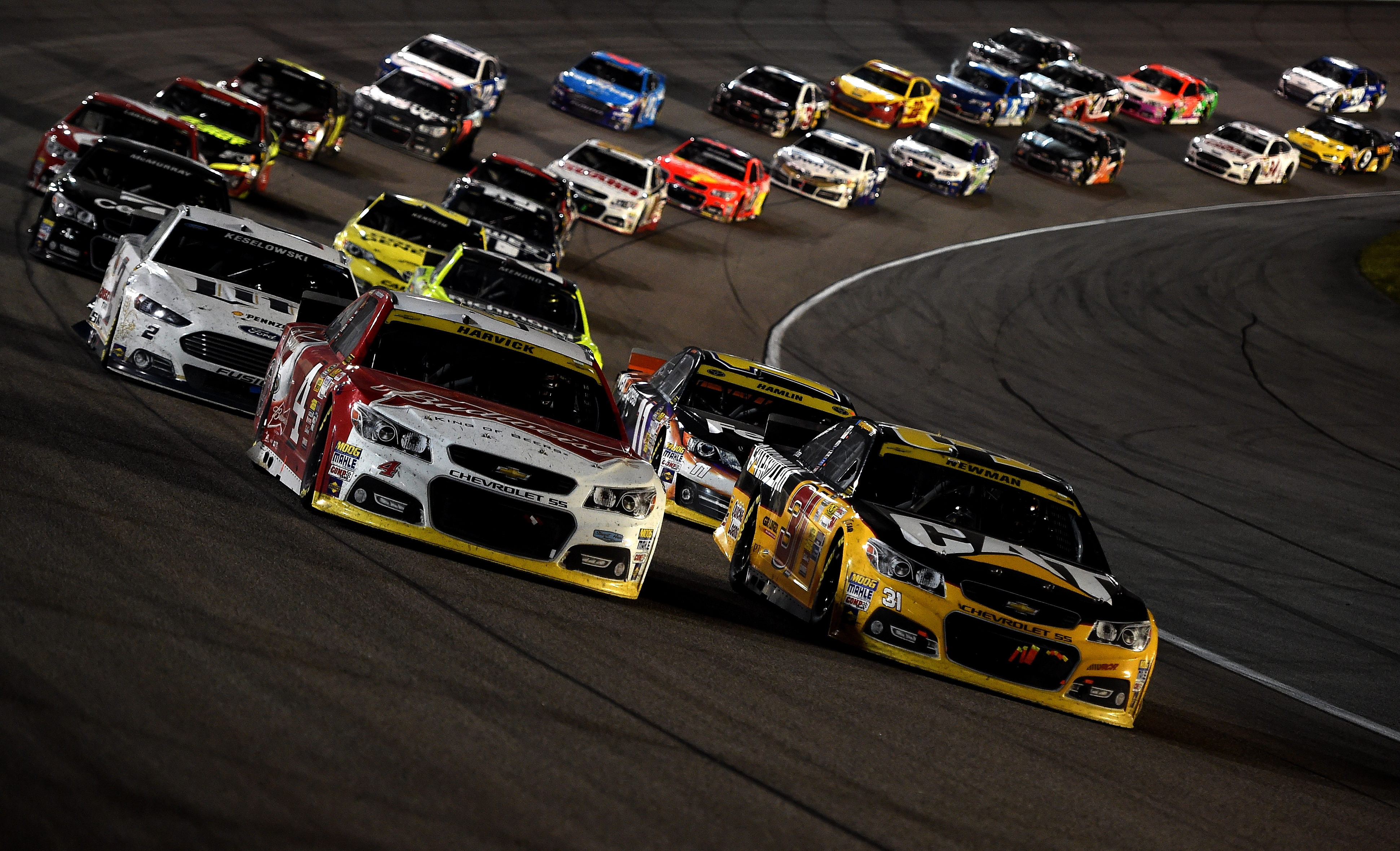Nascar - Nascar Enters New Season After Shifting Gears To Bump Viewership Kuow News And Information