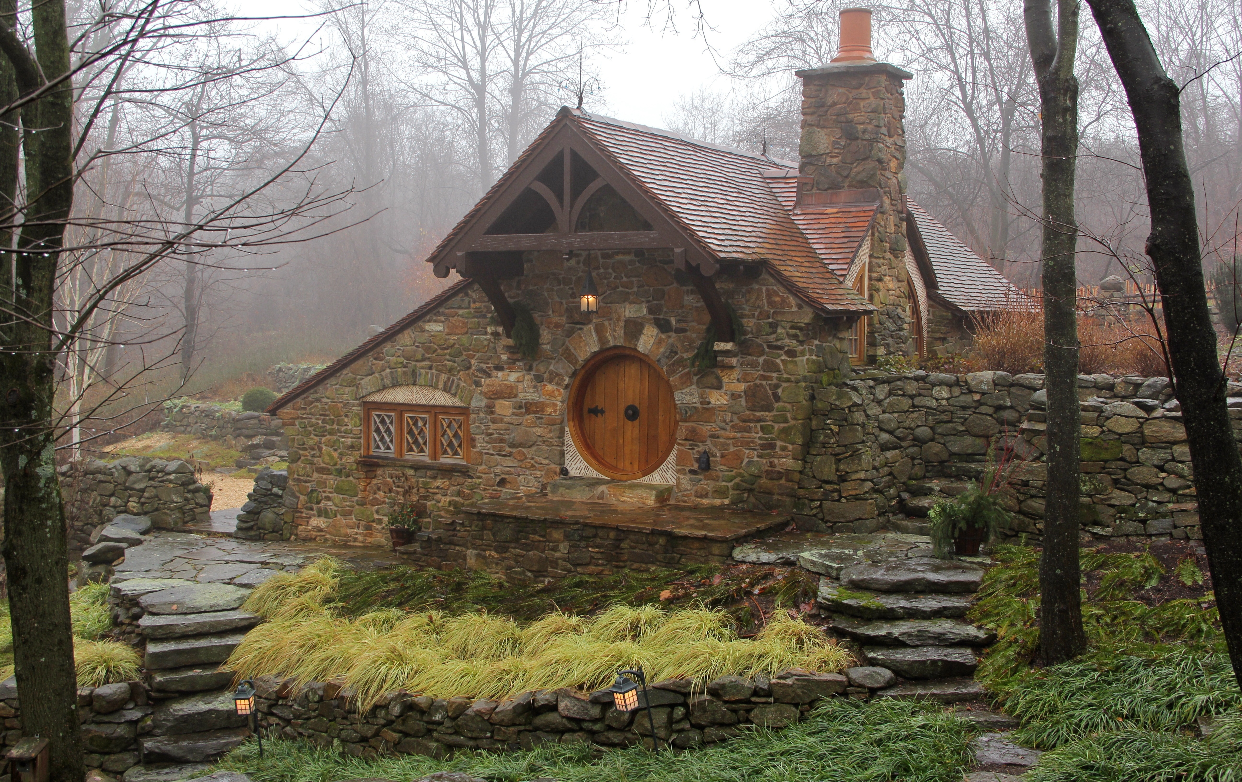 Hobbit Hole House no orcs allowed: hobbit house brings middle-earth to pa. | boise
