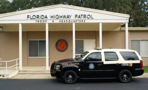 Florida Highway Patrol Traffic >> Highway Patrol Assures Cabinet There S No Ticket Quota Wlrn