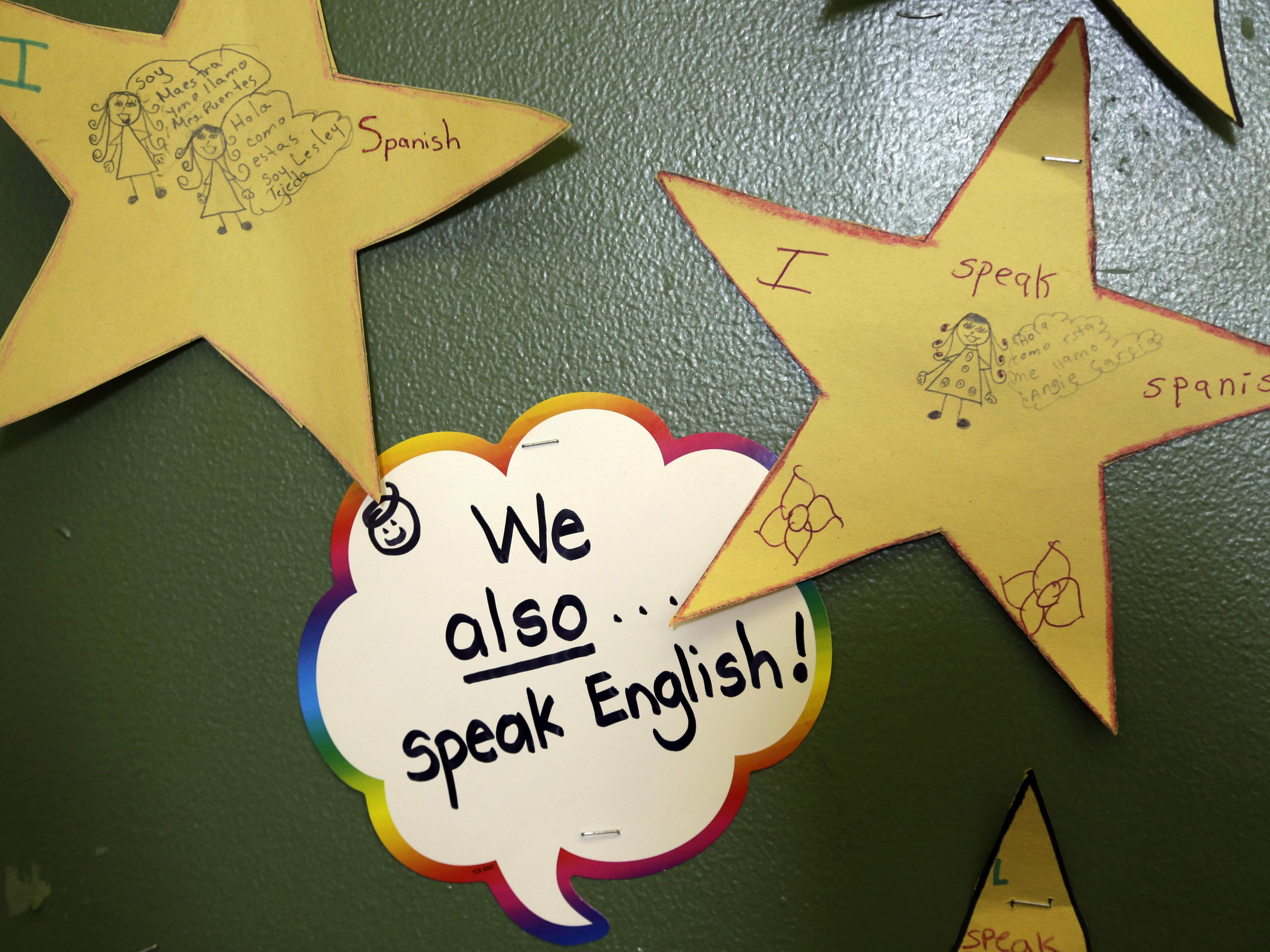 For Latino Parents Bilingual Classrooms Arent Just About Language  For Latino Parents Bilingual Classrooms Arent Just About Language  Texas  Public Radio