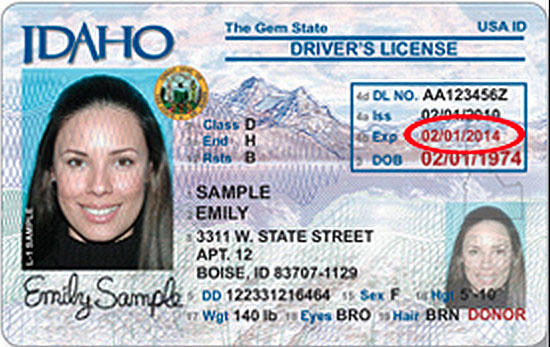 Radio To States Scramble Texas Fed Id Cards Comply Public With