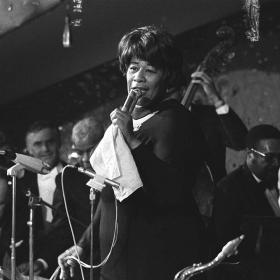 Jazz singer Ella Fitzergerald was said to have perfect pitch.