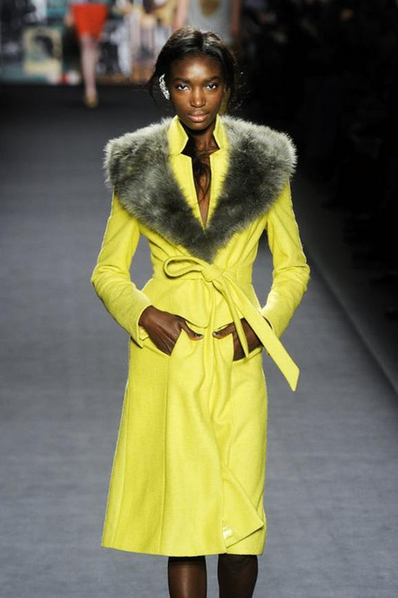 Fashion Week 2012 Coats Make A Comeback New Hampshire Public Radio