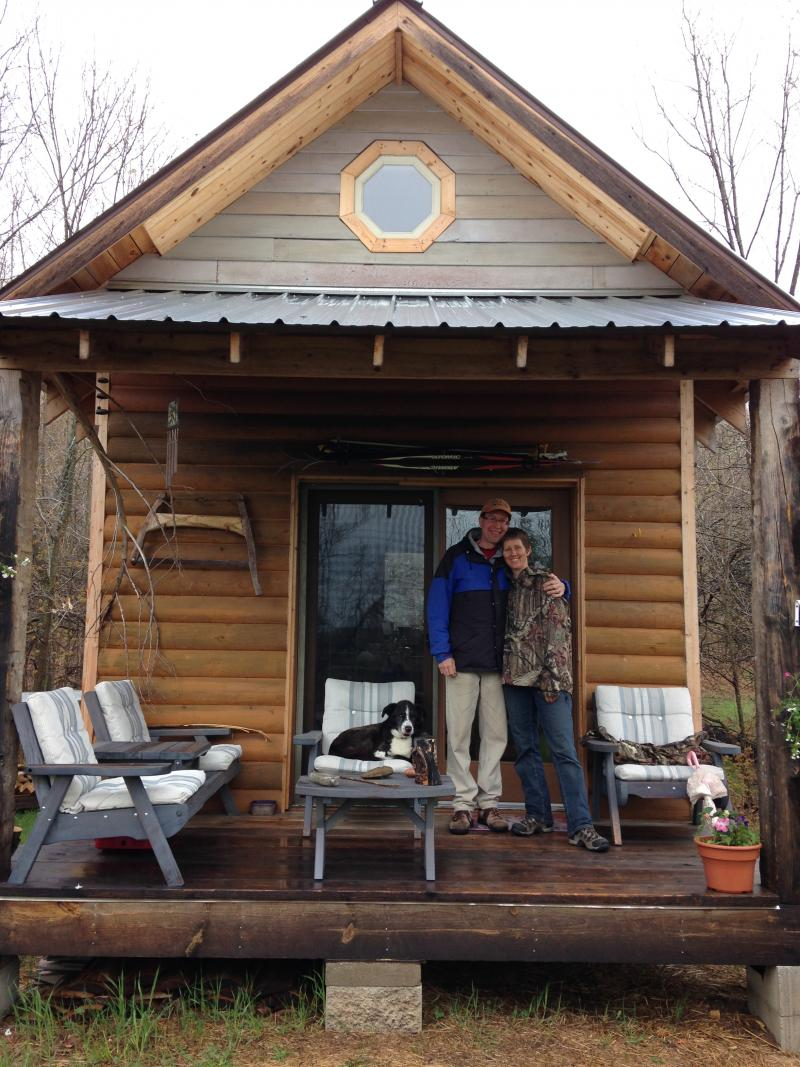 Living Off The Grid Can Be Illegal Interlochen