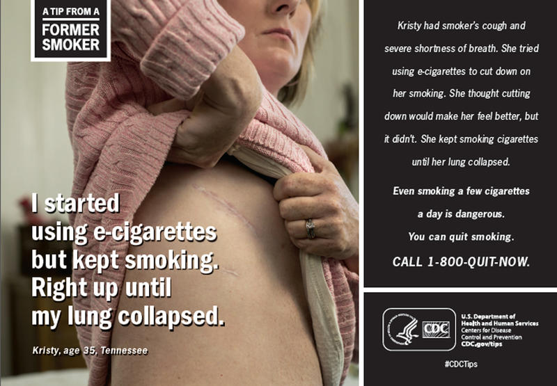anti smoking campaign research paper