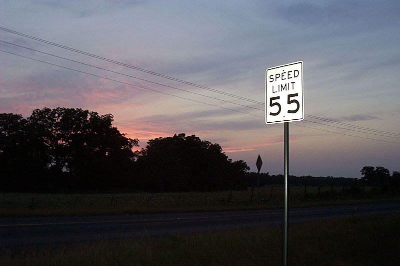 an argument in favor of highway speed limits increase Federal highway administration 1200  however, the scan team's hosts presented the argument that the older road user's risk of  legislatively mandated speed.