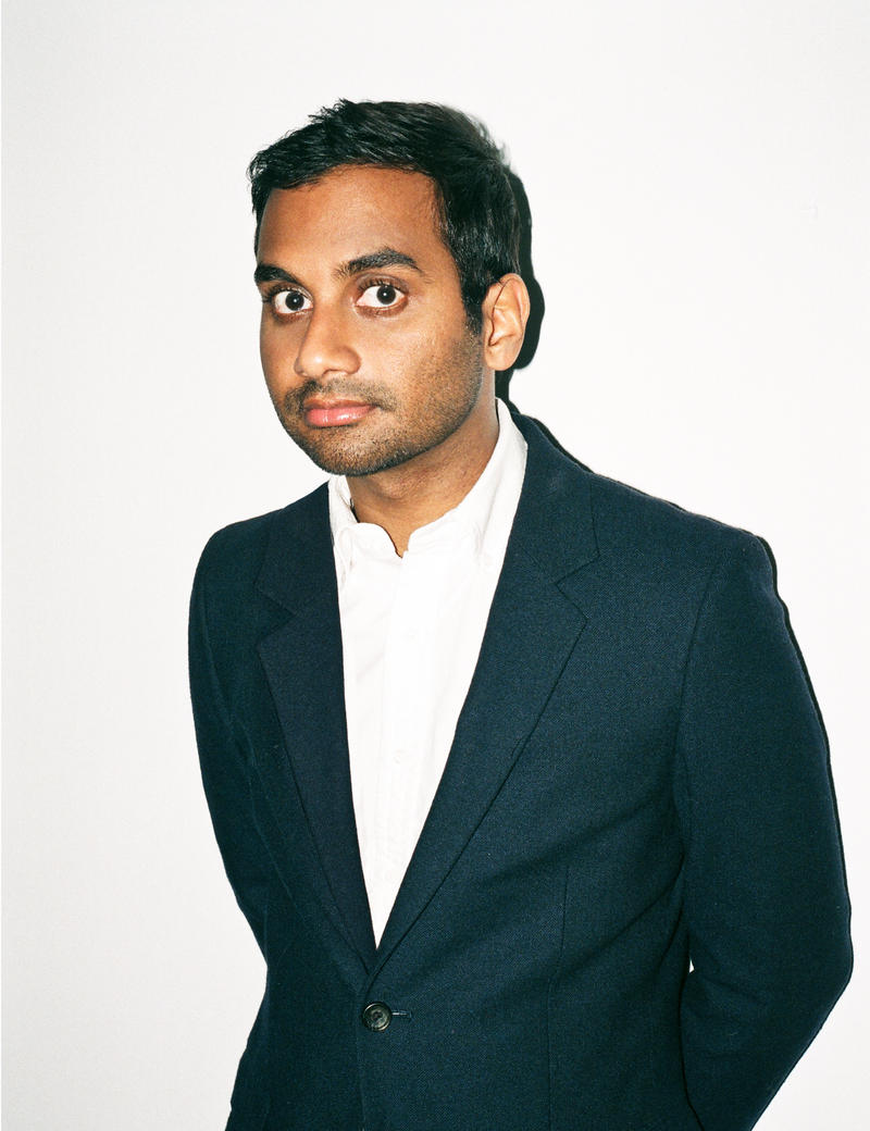 aziz ansari dating sites Aziz ansari, known to many as the dapper tom haverford on parks and recreation, and known to still more as a brilliant, subversive comedian, wants you to find love yes, you (don't worry about him, he's already found it and it sounds pretty great) his new book, modern romance, features a.