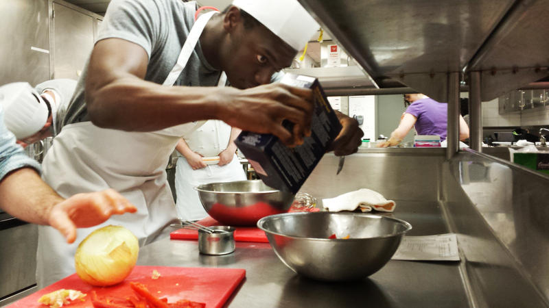 A Dose Of Culinary Medicine Sends Med Students To The