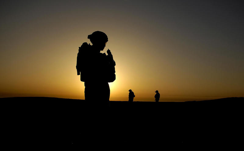 Women In Military More Likely To Attempt Suicide Wunc