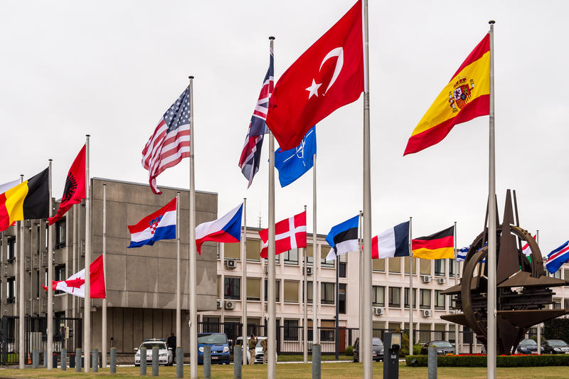Nato says it stands with turkey in fight against isis kcur