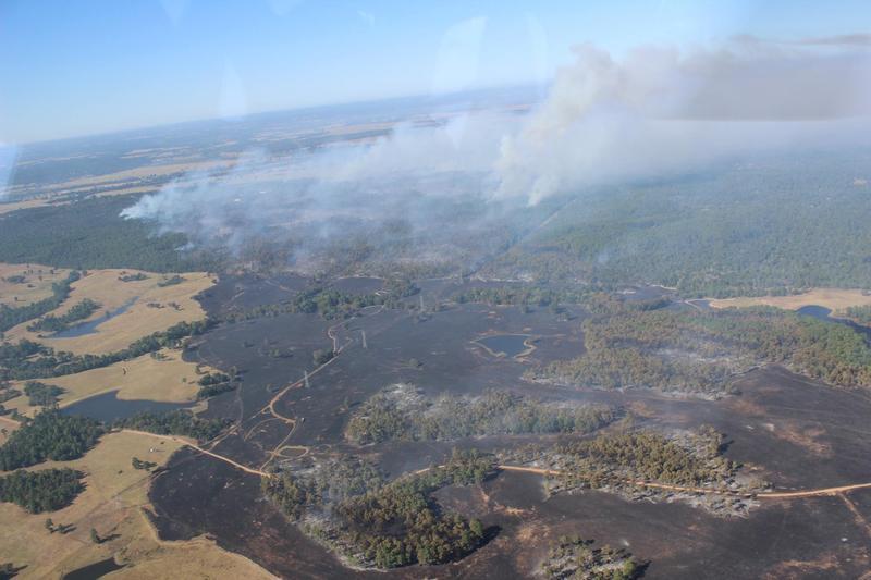 Hidden Pines Wildfire In Bastrop County Burns 3500 Acres Still